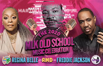 Regina Belle & Freddie Jackson Headline the 2020 Old School Music Celebration